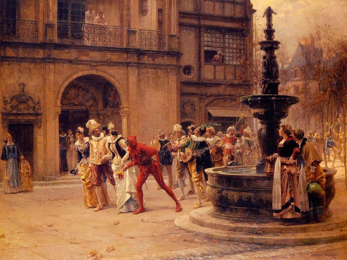 Adrien-Moreau-The-Carnival-Procession-w